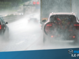 Drive in the rain safely