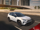 The 2019 RAV4 is coming soon at Ile-Perrot Toyota