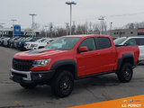 Discover the Bison edition of the Chevrolet Colorado ZR2