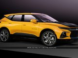 Chevrolet Blazer SS Possibly Coming with 404 Hp