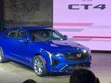 Cadillac lance sa nouvelle CT4 2020 avec une version à 320 chevaux