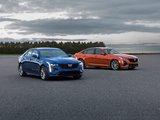 Cadillac dévoile les tout premiers modèles CT4-V et CT5-V