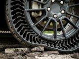 GM vise la commercialisation d'un pneu increvable