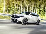 Mercedes-Benz unveils EQC EV sport utility vehicle