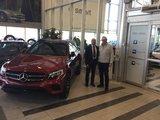Nouvelle voiture, Mercedes-Benz Laval
