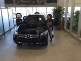 New car , Mercedes-Benz Laval