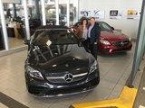 Nouvelle voiture , Mercedes-Benz Laval