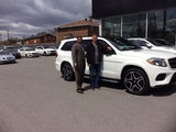 Thanks Frankie!, Mercedes-Benz Ottawa
