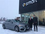 Excited!, Mercedes-Benz Ottawa