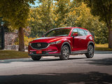 The Mazda CX-5 Signature Diesel arrives in August Starting at $ 45,000