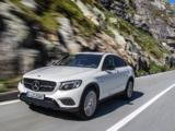 Le coupé GLC 2017 de Mercedes-Benz sera offert en plusieurs versions