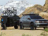 Volkswagen Shows Off the Atlas Basecamp Concept for All Your Mountain Biking Needs