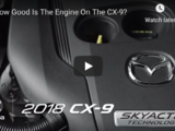 How Good Is The Engine On The CX-9?