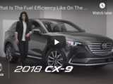 What Is The Fuel Efficiency Like On The CX-9?