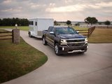 Comparing the 2016 Chevrolet Silverado to the Ford F-150 and the Ram 1500