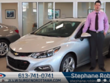 One Thing I Love About the 2017 Chevrolet Cruze - Stephane Robinson