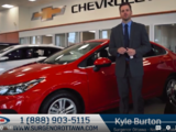 One Thing I Love About the Chevrolet Cruze - Kyle Burton