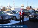 Cadillac Christmas