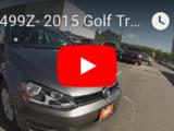 2015 Golf Trendline TDI