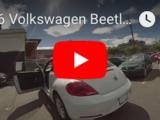 2016 Volkswagen Beetle 1.8L TSI