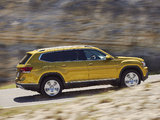 2019 Volkswagen Atlas vs 2018 Toyota Highlander Spec Comparison