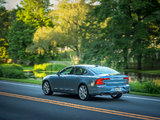 2019 Volvo S90: Sleek and Sophisticated