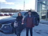 Une première Mazda pour la famille, Prestige Mazda