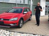 Volkswagen Golf SportWagen vs. Golf Alltrack