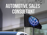 Automotive Sales Consultant