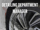 Detailing Department Manager