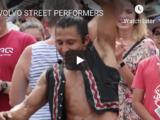 Edmonton Street Performers
