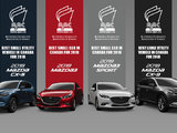 Mazda Wins Three Car Of The Year Awards From AJAC