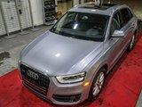 Audi Q3 2015 Technik TOIT PANO, NAVIGATION, CAMÉRA