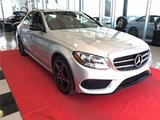 Mercedes-Benz C300 2018 4matic Sedan 7500$ rabais demo!