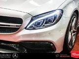 Mercedes-Benz C63 AMG 2018 Sedan/12 500$ de rabais exclusif