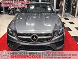 Mercedes-Benz E-Class 2018 E 400 MOINS DE 5000 KM, FAUT VOIR