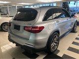 Mercedes-Benz GLC63 AMG 2019 S 4matic +