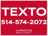 Kia Rio LX+**Sieges Chauffants**Bluetooth**Cruise** 2014
