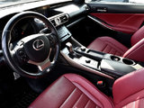 Lexus IS IS 250 F SPORT **AWD** *CUIR ROUGE** *PNEUS HIVER* 2014