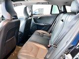 2017 Volvo V60 Cross Country T5+TECK PACK+ CUIR+ TOIT+ COFFRE DE TOIT INCLUS++