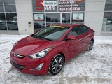 2014 Hyundai Elantra 2014**LIMITED**TECH**NAVIGATION**CUIR**FULL LOAD**