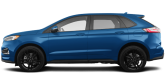 Bleu performance Ford