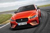 2018 Jaguar XE: Stylishly Elegant