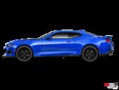 Bleu cinétique métallisé