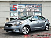 Kia Forte 2017**LX+**ANDROID AUTO/CARPLAY**BANC CHAUFFANT 2017