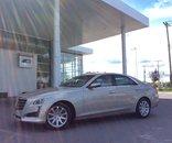 2015 Cadillac CTS AWD