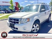 Ford Escape XLT-4WD Sold AS IS 2010