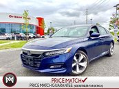 Honda Accord Touring-Loaded Leather nav 2018