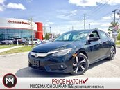 Honda Civic Touring Loaded With Warranty to 2021 or 120k 2017