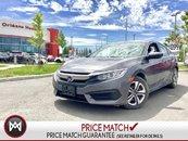 Honda Civic LX-Auto Sedan Warranty to 100